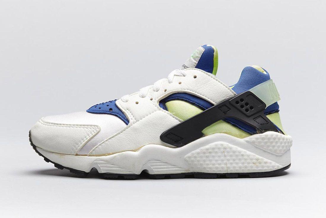 Material Matters Alternative Closures Nike Huarache 1