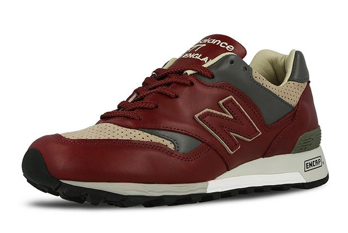 New Balance 577 Made In England Burgundy 5