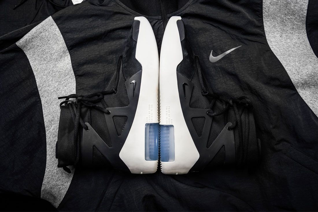 A Closer Look At The Nike Air Fear Of God With Jerry Lorenzo 3
