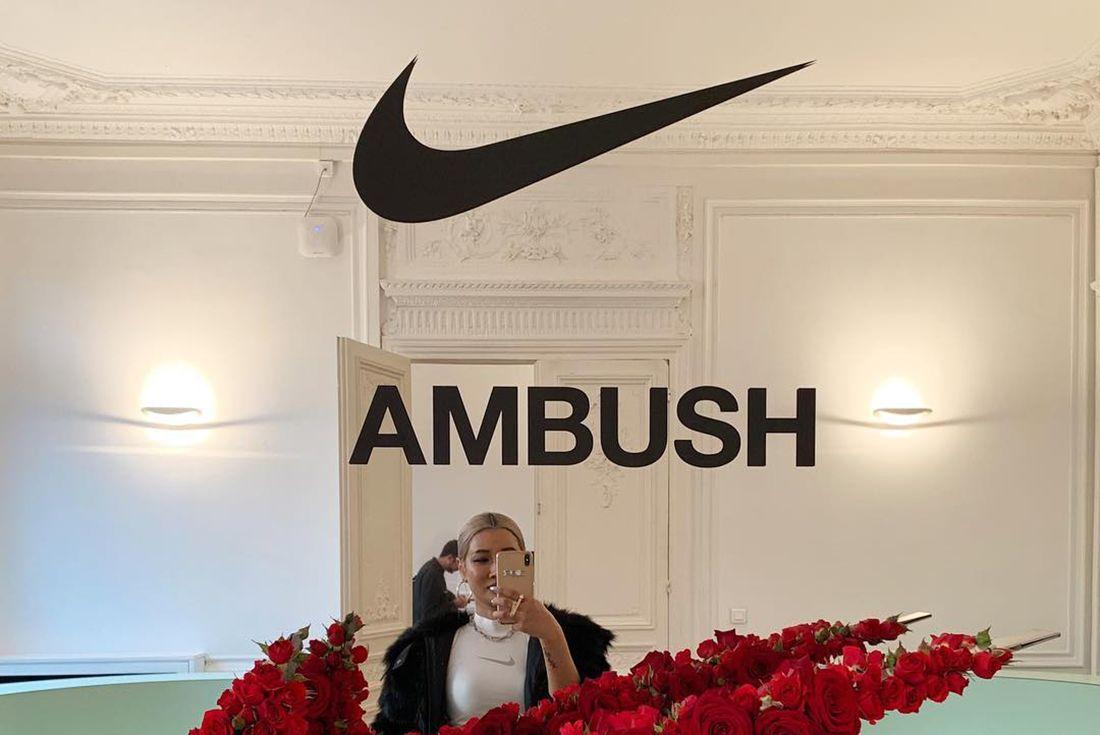 AMBUSH x Nike Dunk