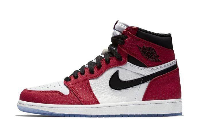 Air Jordan 1 Spiderman 1