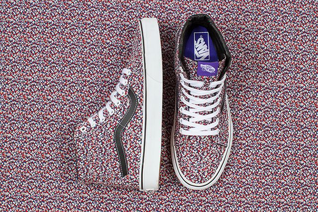 Vans X Liberty Of London Fall 2014 Collection 5