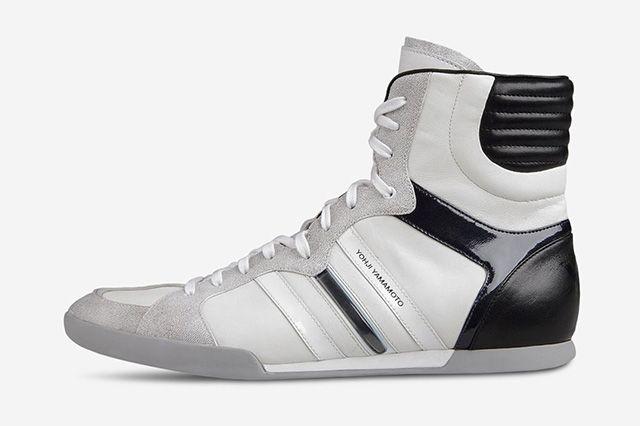 Adidas Y3 Sala High