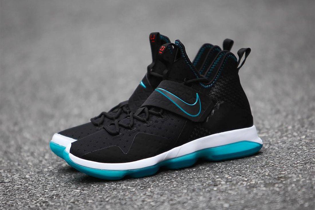 Nike Le Bron 14 Red Carpet5