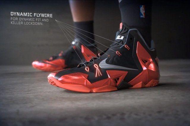 Nike Basketball Lebron 11 Away Commercial 8