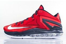 Nike Lebron 11 Low Independence Day Thumb