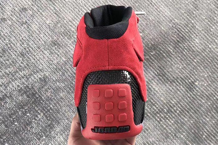 Air Jordan 18 Toro Raging Bull 12
