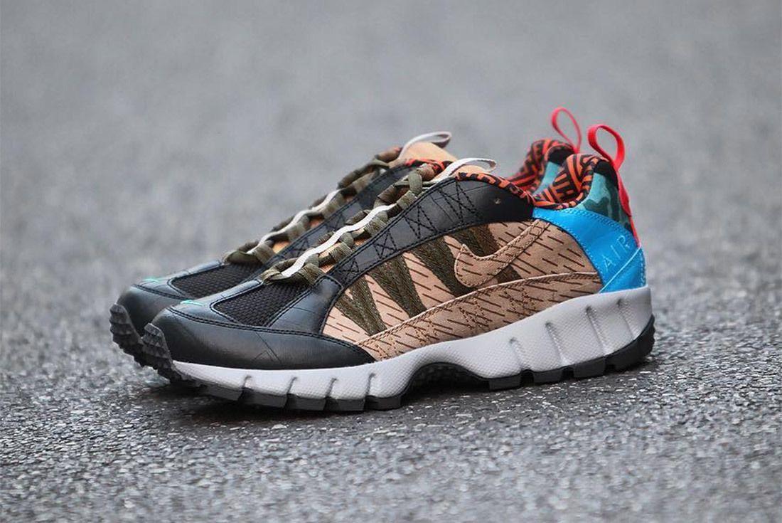 Nike Air Humara Camo 8