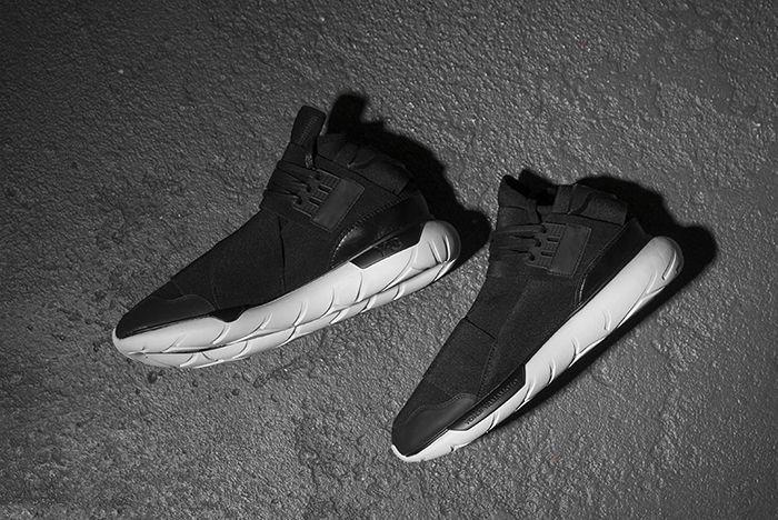 Og Adidas Y3 Qasa Black