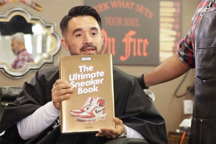 Off The Cut The Ultimate Sneaker Book