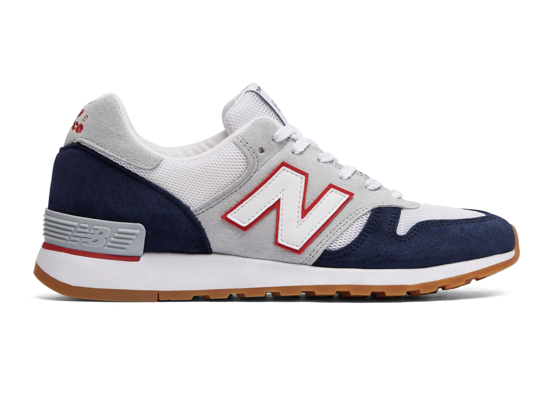 New Balance 670 Grey/Navy
