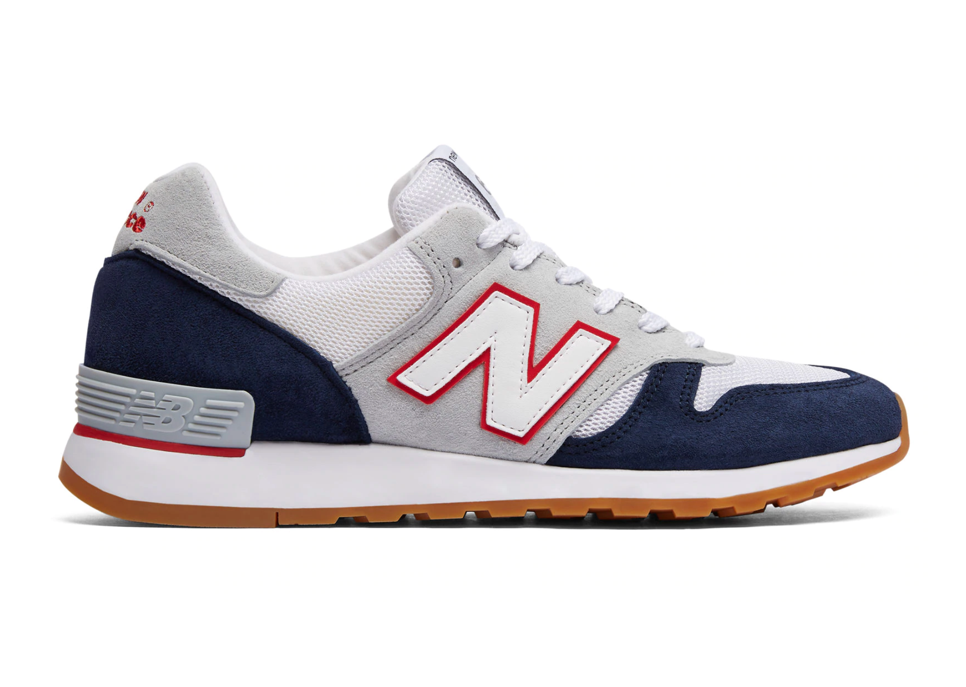 New Balance 670 Grey/Navy