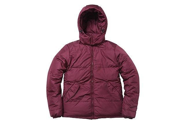 Puffy Marron Reversible Winter Jacket 1
