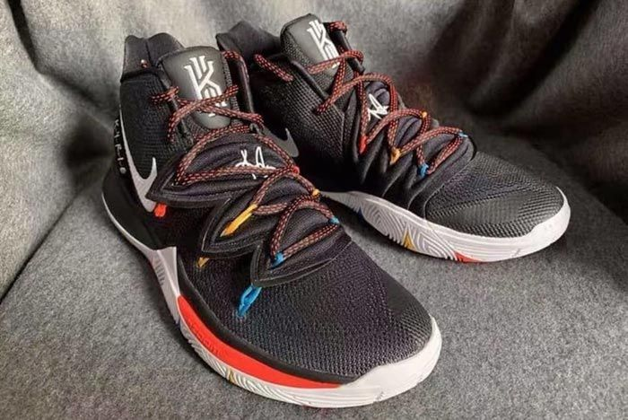Nike Kyrie 5 Friends Front