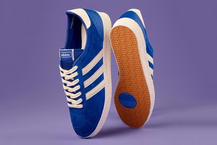 Adidas Spezial Munchen Super Spzl Blue 2