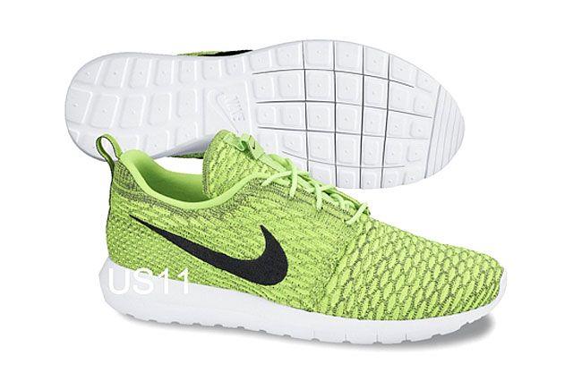 Nike Flyknit Rosherun Nm Ylw