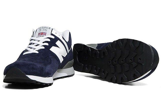 New Balance Suede Sneaker 3