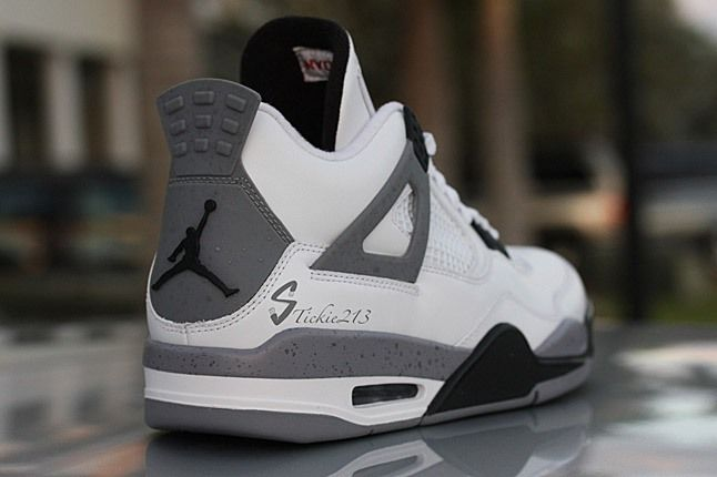 Air Jordan Cement 4 13 1