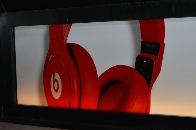 Red Dre Headphones 1