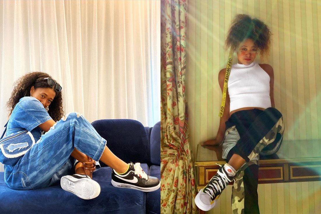 Naomi Osaka Top Sneaker Moments