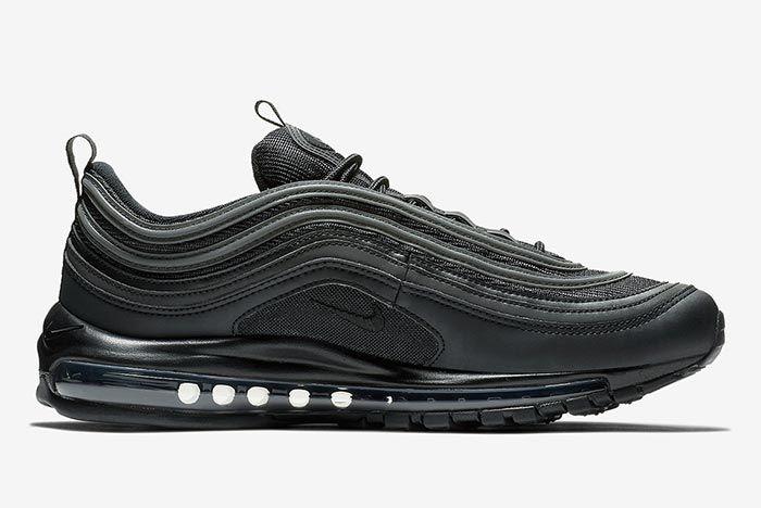 Nike Air Max 97 Triple Black 2A