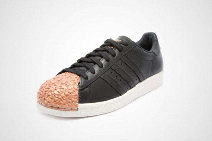 Adidas Superstar 80 S Metal Toe Tf Womens 4