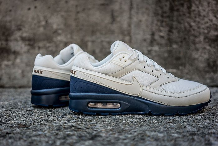 Nike Air Max Bw Premium Sail Midnight Navy 7
