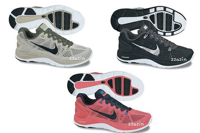 Nike Lunarglide 5 Lunarlon 1