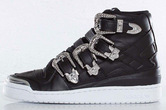 Jeremy Scott Buckle Sneaker 1