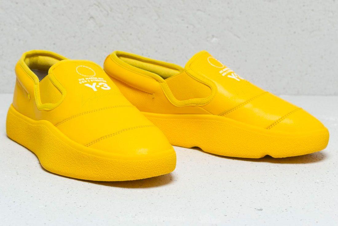 Adidas Y 3 Tangutsu Yellow