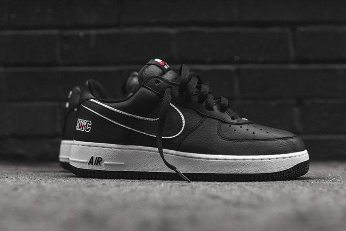 Nike Air Force 1 Low Nyc Black 5