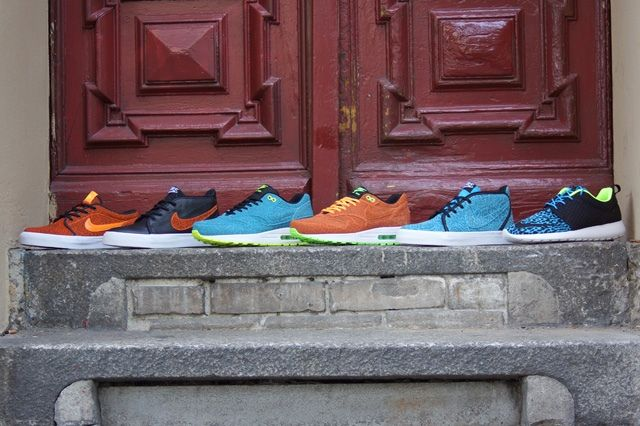 Nike Fb Leopard Pack Group