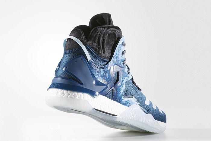 Adidas D Rose 7 Boost Halloween 4