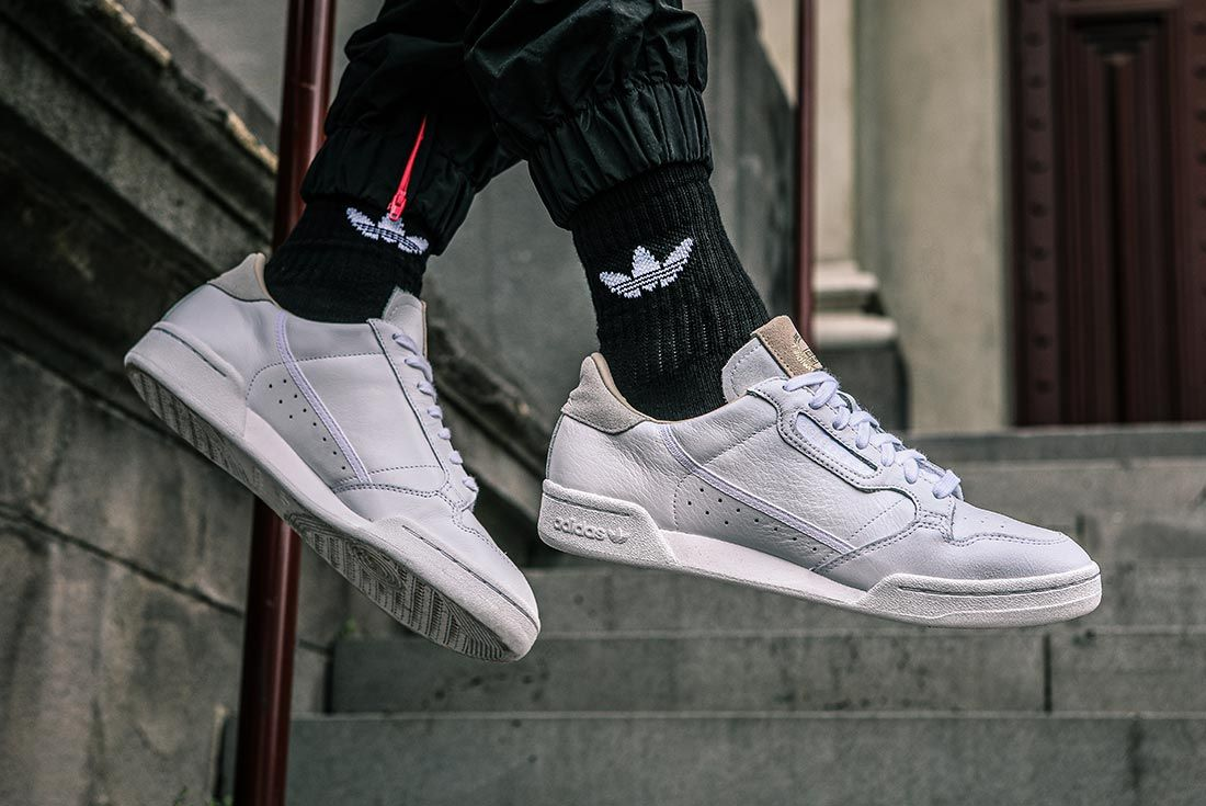 Adidas Continental Home Of Classics Hanging Crossed