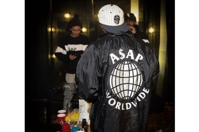 Asap Mob Collection Jacket