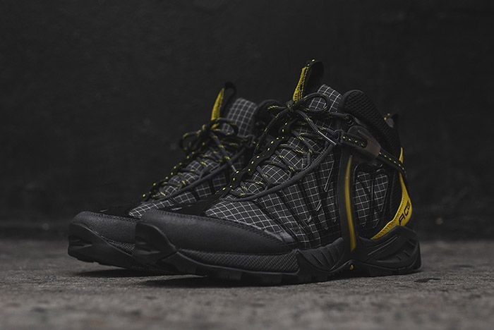 Nike Acg Air Zoom Tallac Lite Og Black Yellow 3