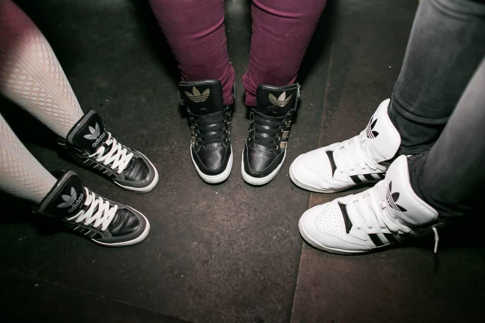 Foot Locker Adidas Originals Brooklyn Collection Launch 30