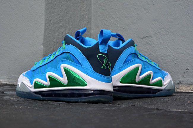 Nike Air Max 360 Diamond Griff Blue Hero Behind