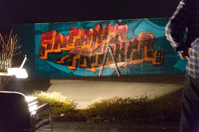 Interview Snkr Frkr Germany Talk Graff And Sneaks With Atom And Besser 1
