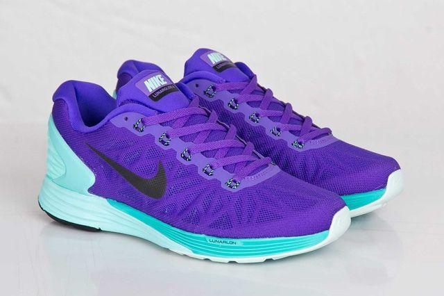 Nike Wmns Lunarglide 6 Hyper Grape 6