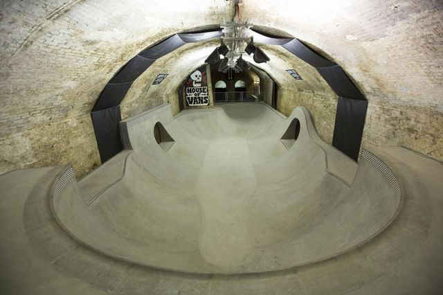 Look Inside The House Of Vans London 10