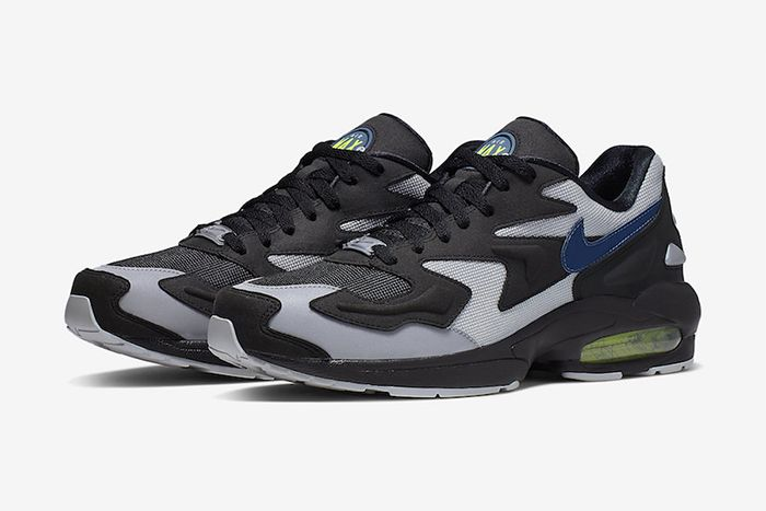Nike Air Max2 Light Thunderstorm Ao1741 002 Release Date Both