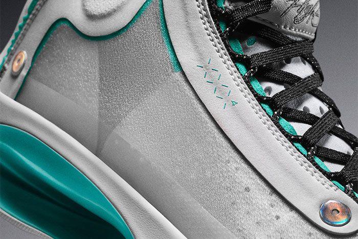 Air Jordan 34 Xxxiv Snow Leopard Detail