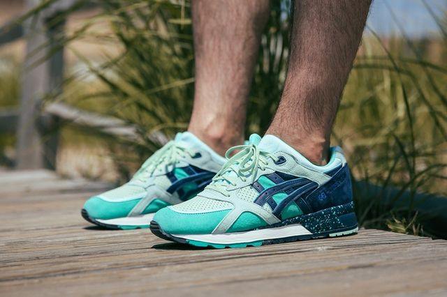 Ubqi Asics Gel Lyte Speed Cool Breeze 7