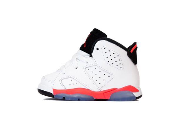 Air Jordan 6 Infrareds For The Whole Damn Family 7