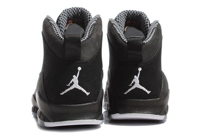 Air Jordan X Stealth 03 1