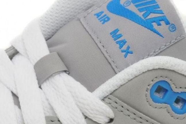 Nike Air Max 1 Wolf Grey Tongue Detail 1