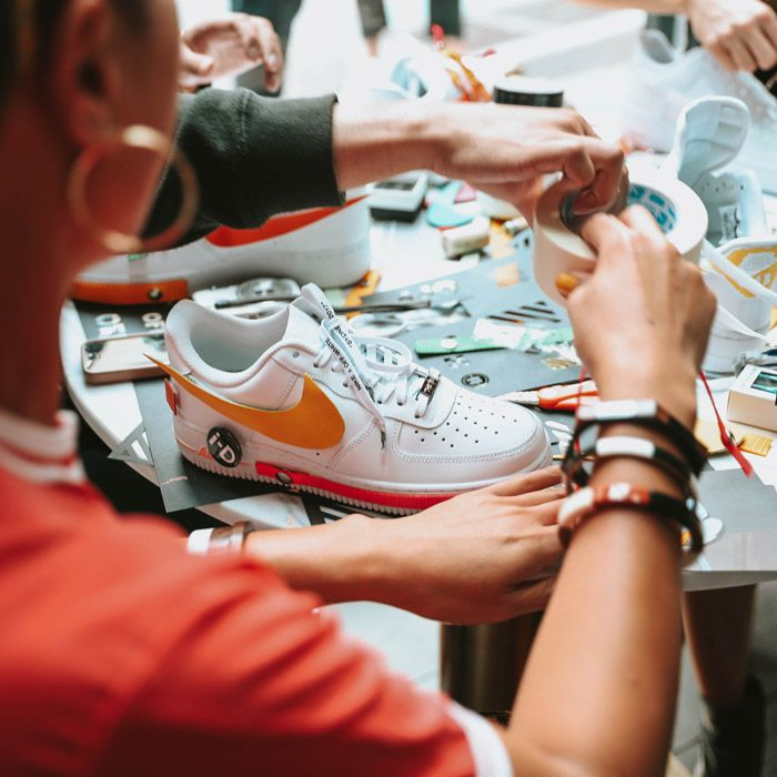 Virgil Abloh Nike Sydney 2017 18