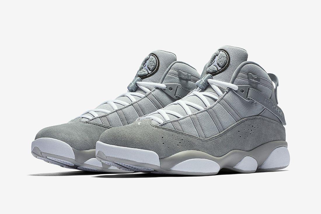 The Jordan Six Rings Returns For 201716