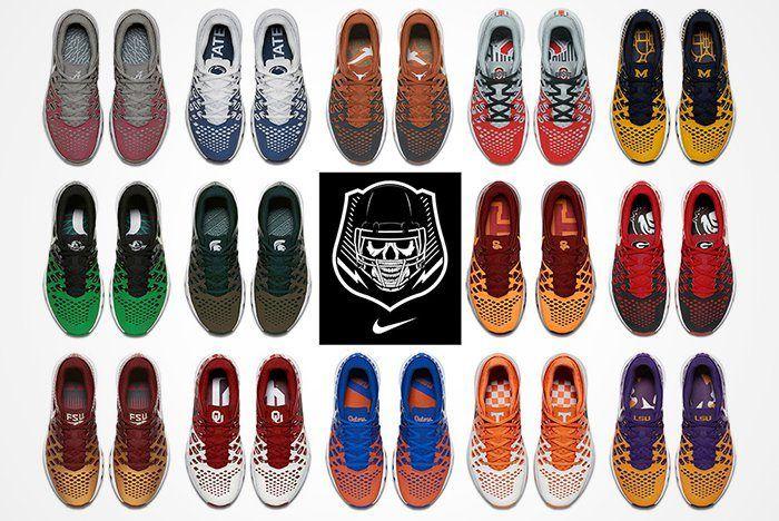 Nikecollegetrain
